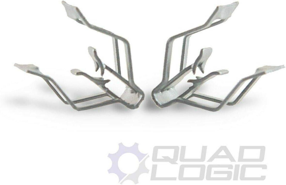 Cheap SALE Start Polaris Sportsman ATV 2005-10 Front Trim Plastic OFFer Metal Clips