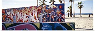 GREATBIGCANVAS Poster Print Entitled Graffiti Venice Beach CA by 60