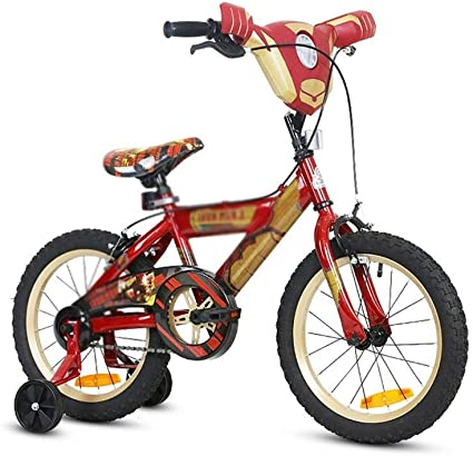 AJZGF Bicicletas niños Bicicleta para niños 14/16 Pulgadas ...