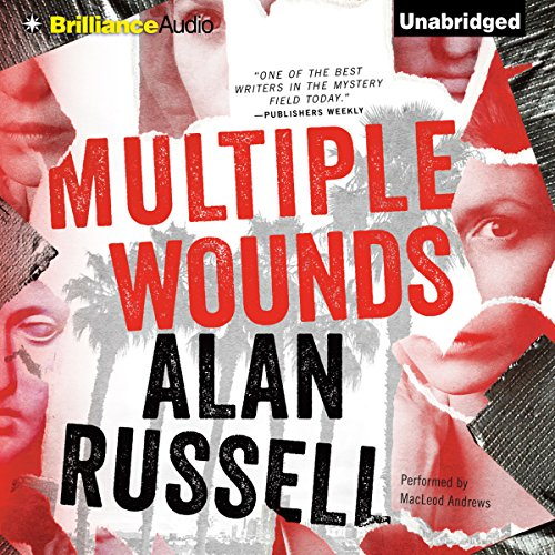 Multiple Wounds audiobook cover art