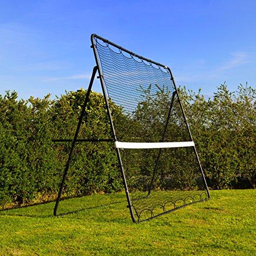 APOLLO Jumbo Rebound Net, Rete da Tennis, 274 x 213 cm