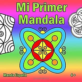 Mi Primer Mandala: Un libro para colorear Mandala para niños a partir de 5 años (Spanish Edition)