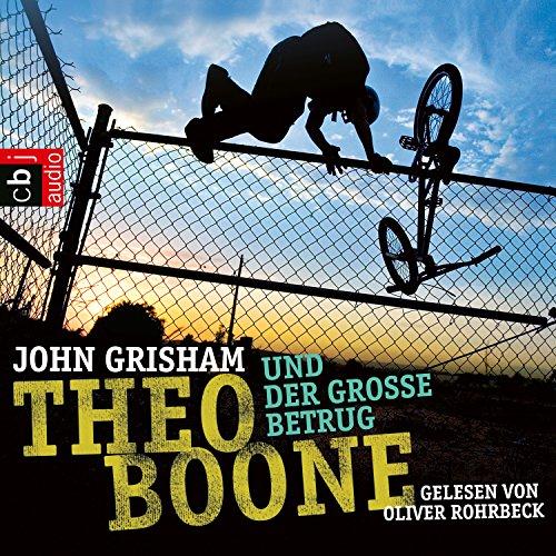 Theo Boone und der große Betrug cover art