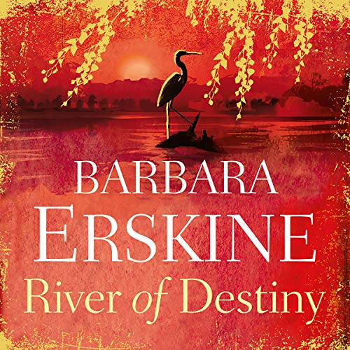 River of Destiny audiobook cover art