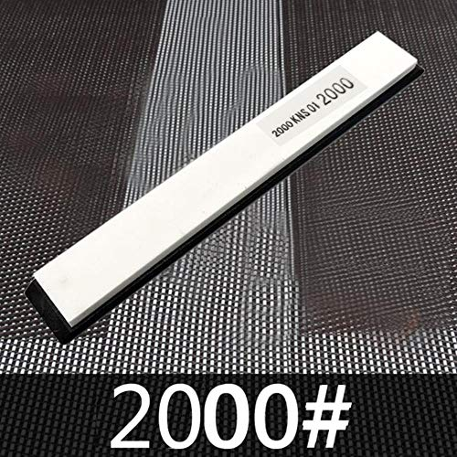 Zerama 5pcs Humide Sec Poncer 60-2000 Grit Polissage mordants Poncer Automobile Meubles Bois Papier de Finition