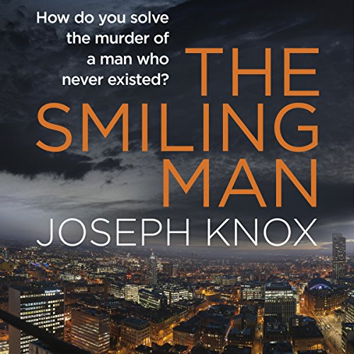 The Smiling Man audiobook cover art
