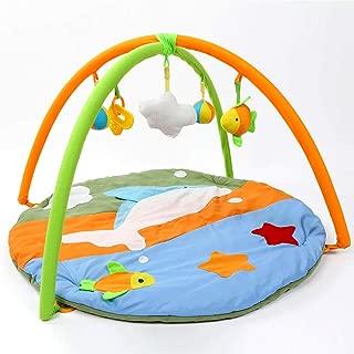 PUDDINGT/® Baby Spiral Activity Hanging Toys Poussette Jouets Panier Seat Landau Jouet avec Sonner Cloche