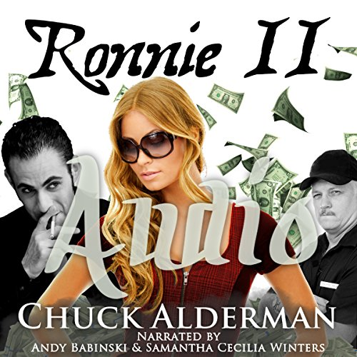 Ronnie II audiobook cover art