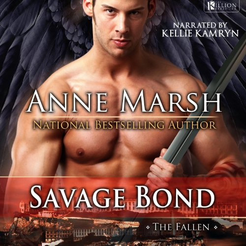 Savage Bond                   De :                                                                                                                                 Anne Marsh                               Lu par :                                                                                                                                 Kellie Kamryn,                                                                                        The Killion Group                      Durée : 4 h et 4 min     Pas de notations     Global 0,0
