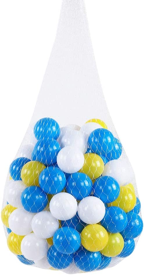 Cyrank Max 44% OFF 100pcs Ball Pit Balls for Toddler and Detroit Mall Baby