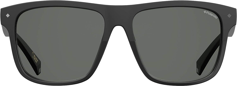 Polaroid Sunglasses Men's Pld6041/S Rectangular Sunglasses