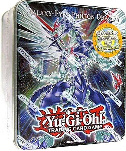 Photon dragon English version of Yu-Gi-Oh Collectible Tin 2011 Galaxy-Eyes Photon Dragon-eye galaxy - (japan import)