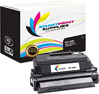 Smart Print Supplies Compatible 106R01371 Black High Yield Toner Cartridge Replacement for Xerox Phaser 3600 Printers (14,000 Pages)
