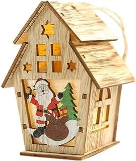 Maison KiyomiQaQ Lot de 3 Noel Decoration Noel Decoration Sapin Decoration Noel Interieur Noel Decoration Table Noel Decoration Chambre Deco Noel pour Mariage F/êtes Vacances No/ël