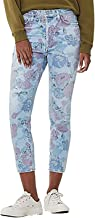 Citizens of Humanity Olivia High Rise Slim Crop 26 in Bouquet