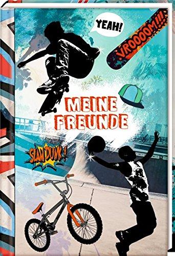 Freundebuch – Meine Freunde - Sport