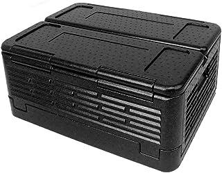 折りたたみ式 クーラーボックス バーベキュー 収納ボックス 冷温庫 ピクニック用 お花見 保冷保温 大容量 60L アウトドア適用