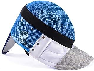 XIURAB Children Adult Fencing Foil Mask Fencing Helmet Fencing Training Equipment