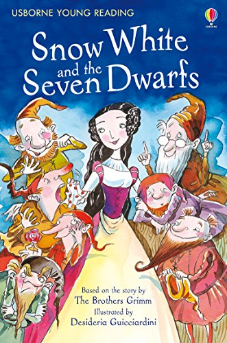 Snow White and the Seven Dwarfs: For tablet devices (Usborne Young Reading: Series One) (English Edition)