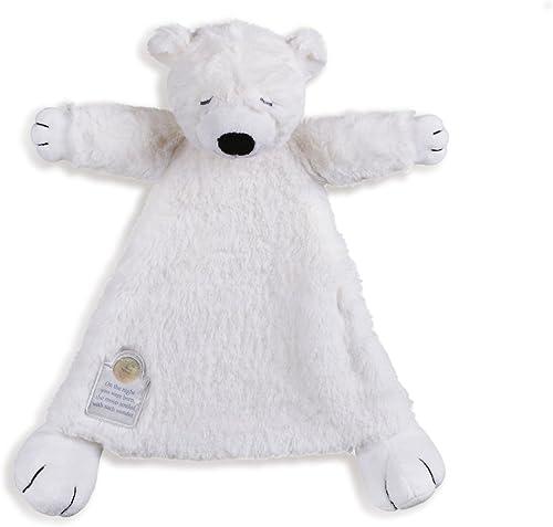 venta mundialmente famosa en línea Nat and and and Jules Polar Bear Blankie  ganancia cero