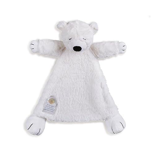 80bf0cf3906 On Night You were Born Polar Bear Children s Plush Stuffed Animal Toy  Blanket