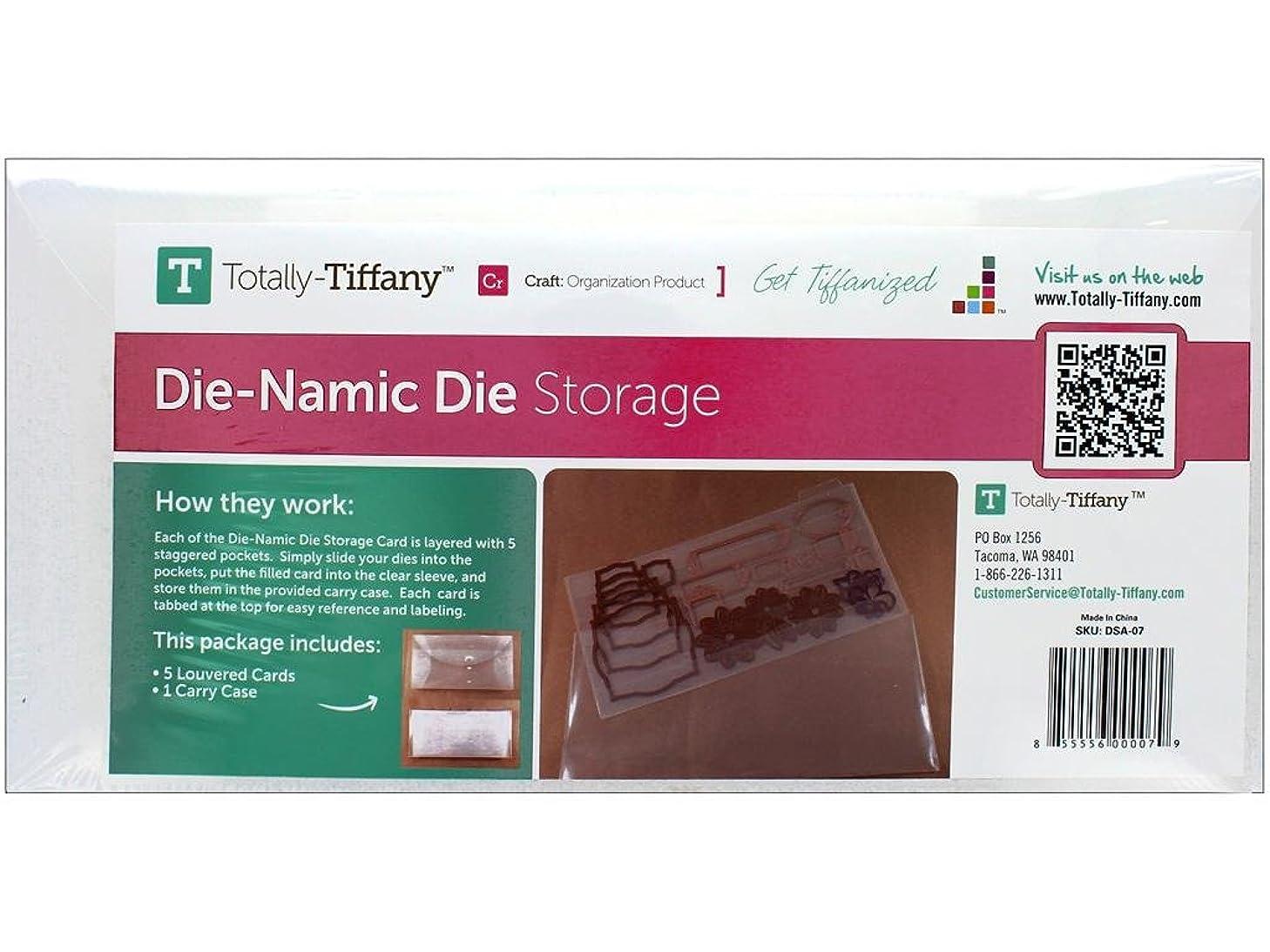 Totally-Tiffany Die-Namic Storage