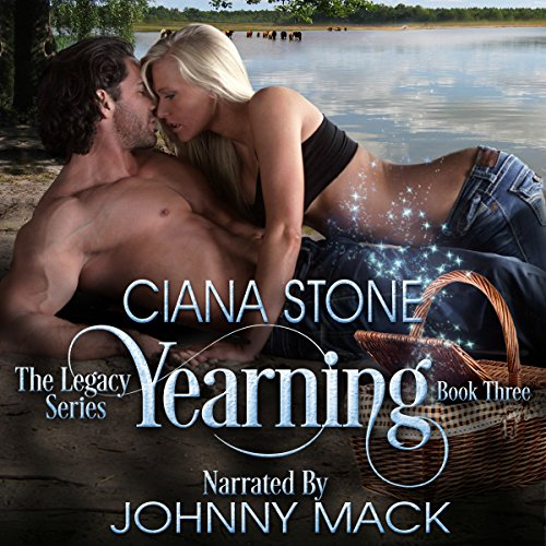 Yearning: Enchanting the Shifter audiobook cover art