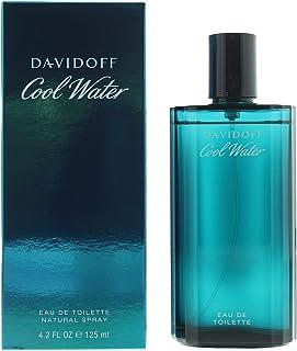 Cool Water By Davidoff For Men. Eau De Toilette Spray 4.2 Fl Oz (Pack of 1)