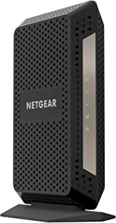 NETGEAR AC1600 (16x4) WiFi Cable Modem Router (C6250-1AZNAS) DOCSIS 3.0 Certified for Xfinity Comcast, Time Warner Cable, Cox, more (Amazon Only Model) DOCSIS 3.1