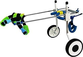 TCTCXQG Kinderwagens, hondenrolstoel Huisdierrolstoel Hondenrolstoel, rolstoel voor achterpoten, achterpoten Revalidatie A...