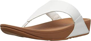 FitFlop Lulu Leather Toepost Women's Toe Post