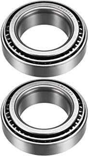 uxcell LM29749/LM29710 Tapered Roller Bearing Cone and Cup Set 1.5 inches Bore 2.5625 inches O.D. 0.71 inches Width 2pcs