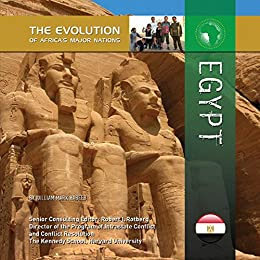 Egypt (The Evolution of Africa's Major Nations) by [William Mark Habeeb]