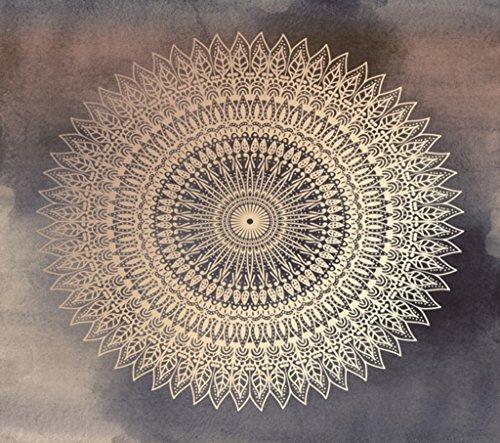 xkjymx Tela Colgante Tela Decorativa Mandala Estampado de Flores Estampado Tapiz Imagen 3 150X100cm