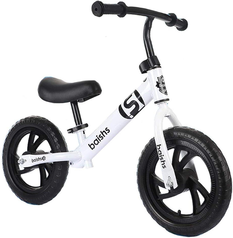 marcas en línea venta barata Hejok Bicicleta verde De Equilibrio, Bicicleta Bebé De De De Equilibrio con Manillar Ajustable Y Asiento Bicicleta De Equilibrio para Niños De 1 A 5 años De Edad  compra limitada