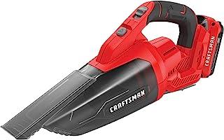Craftsman CMCVH001C1 Aspiradora de Mano, Color Rojo