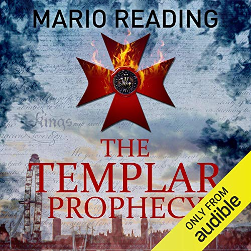 Couverture de The Templar Prophecy
