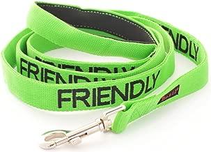 friendly dog leash