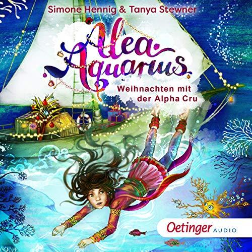 Weihnachten mit der Alpha Cru cover art