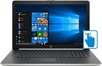 HP 17z High Performance 17.3 HD+ Touchscreen Laptop (AMD Ryzen 3 2200U, 8GB RAM, 2TB SSD, 17.3