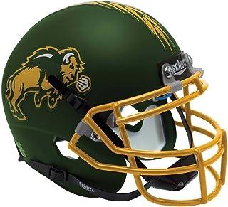 Schutt NCAA 北达科他州立大学迷你正品 XP 橄榄球头盔