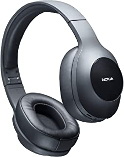 Nokia Essential Wireless Headphones E1200 - Black, Normal