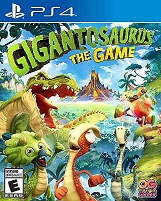 Gigantosaurus: The Game [Twister Parent]