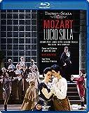 Mozart : Lucio Silla. Spicer, Ruiten, Crebassa, Kalna, Sementazo, Minkowski, Pynkoski. [Blu-Ray]