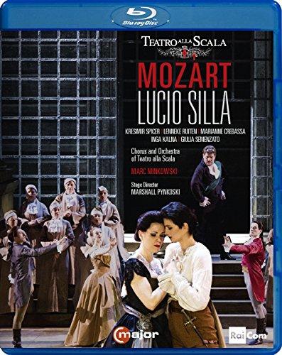 Mozart: Lucio Silla (Teatro alla Scala, 2016) [Blu-ray] [Reino Unido] ⭐