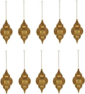 Lalhaveli Indian Metal Moroccan Pendant Hanging Lights Lamps Fixture Wholesale Lots 100 Piecs