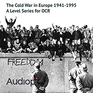 The Cold War in Europe 1941-1995 - A Level Series cover art