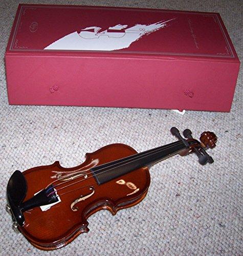 Roling's Piccolo VIOLINO da 1/32 in Legno perfettamente funzionante Violin HDV11
