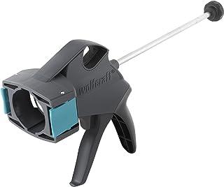 Wolfcraft 1 MG 300 CLICK mekanisk patronpress 4355000/kompakt, ergonomisk patronpistol med automatiskt droppstopp, lämplig...