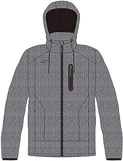 Jacket Alaska 101030 Gray Melange Fashion GIACCHE Gilet Uomo